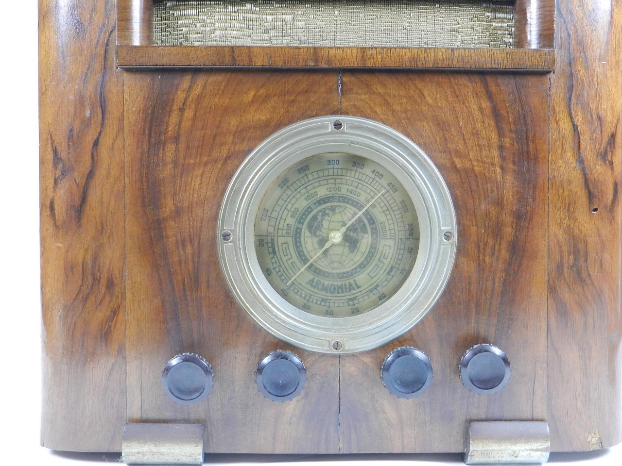 Imagen RADIO  ARMONIAL AÑO 1938 28574