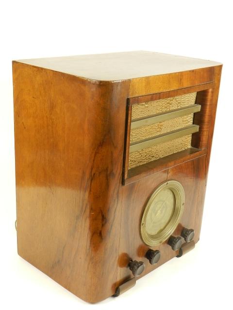 RADIO  ARMONIAL AÑO 1938