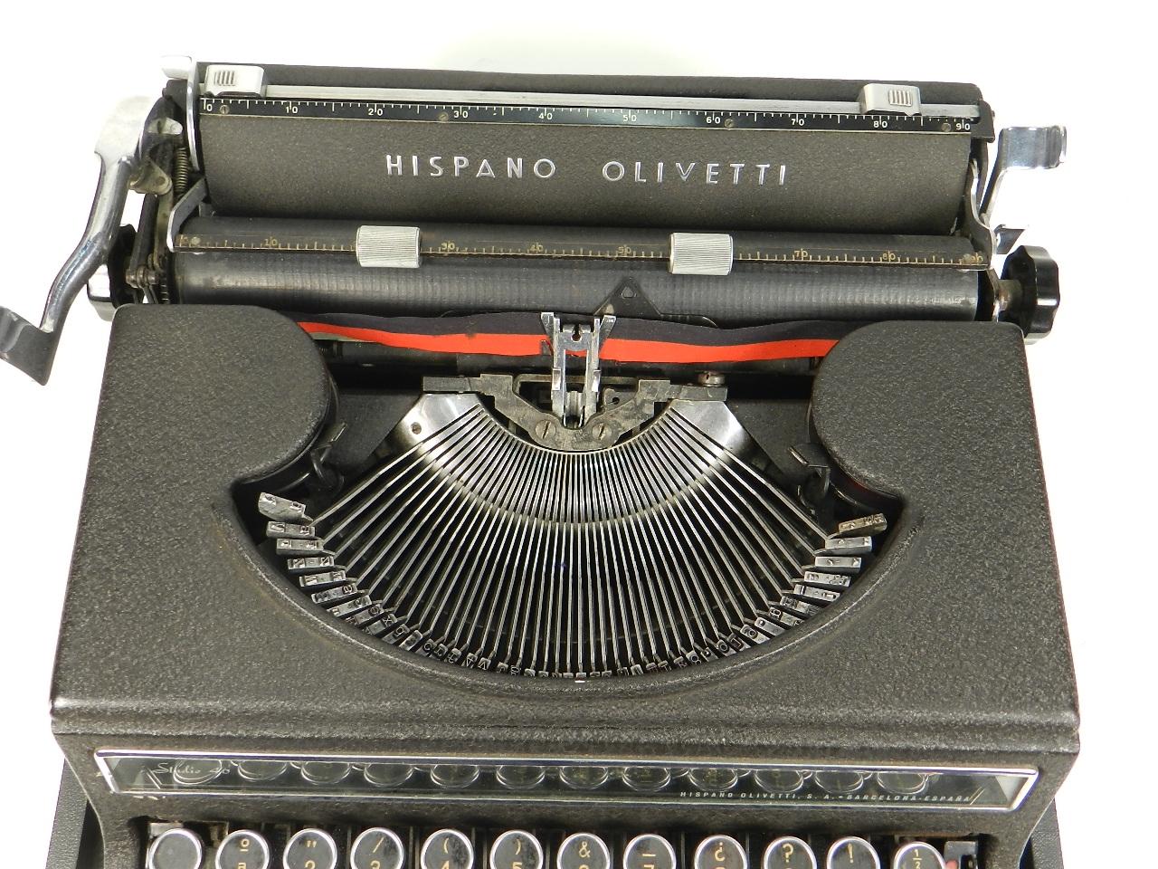 Imagen HISPANO OLIVETTI STUDIO 46 28634