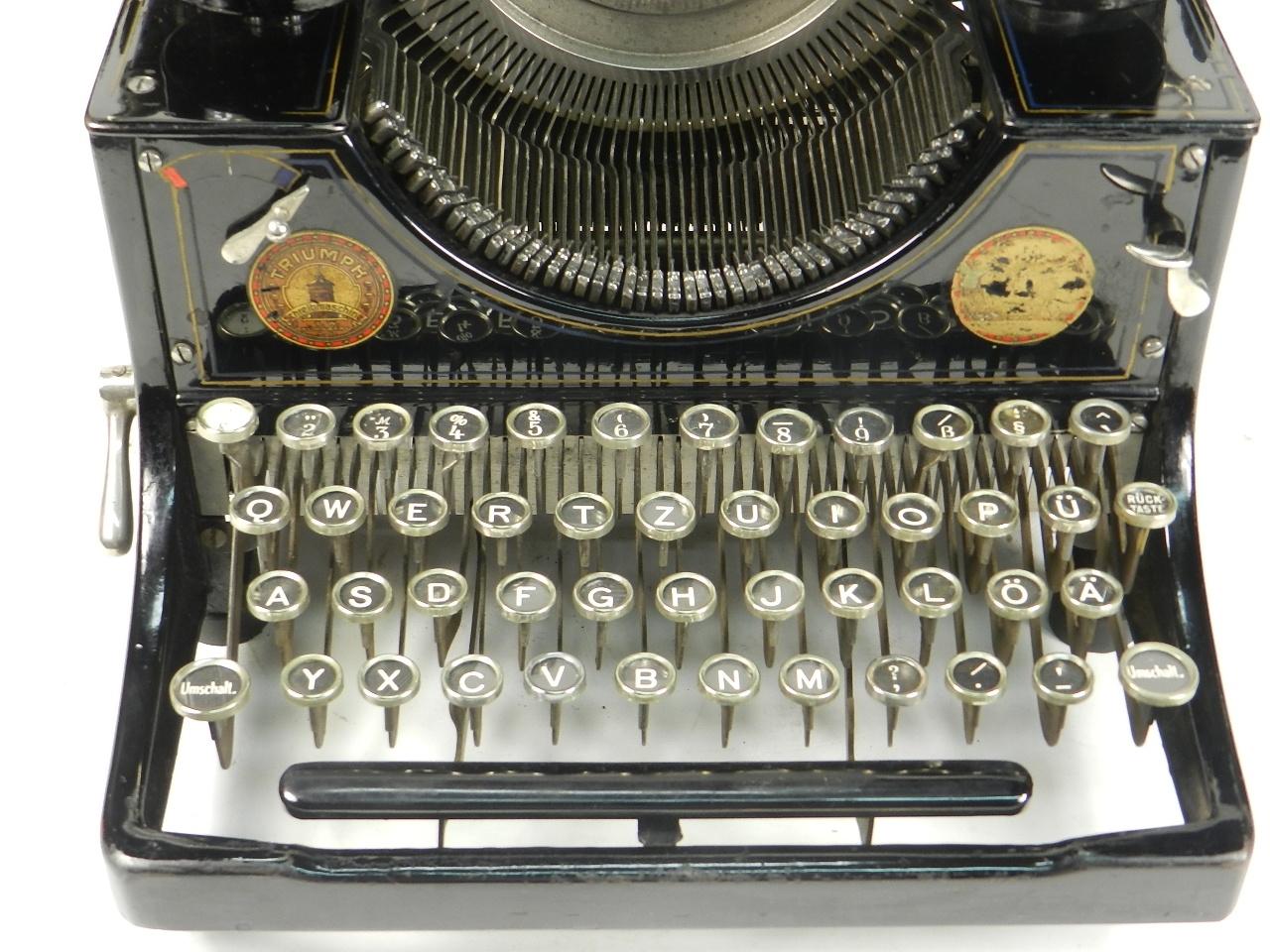 Imagen TRIUMPH Nº1  AÑO 1909 28760