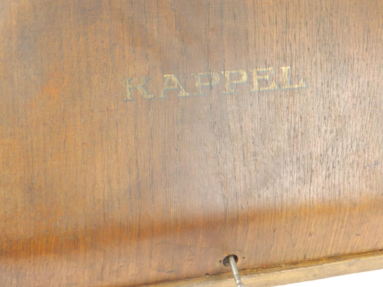 Imagen KAPPEL  Nº1  AÑO 1920 28801