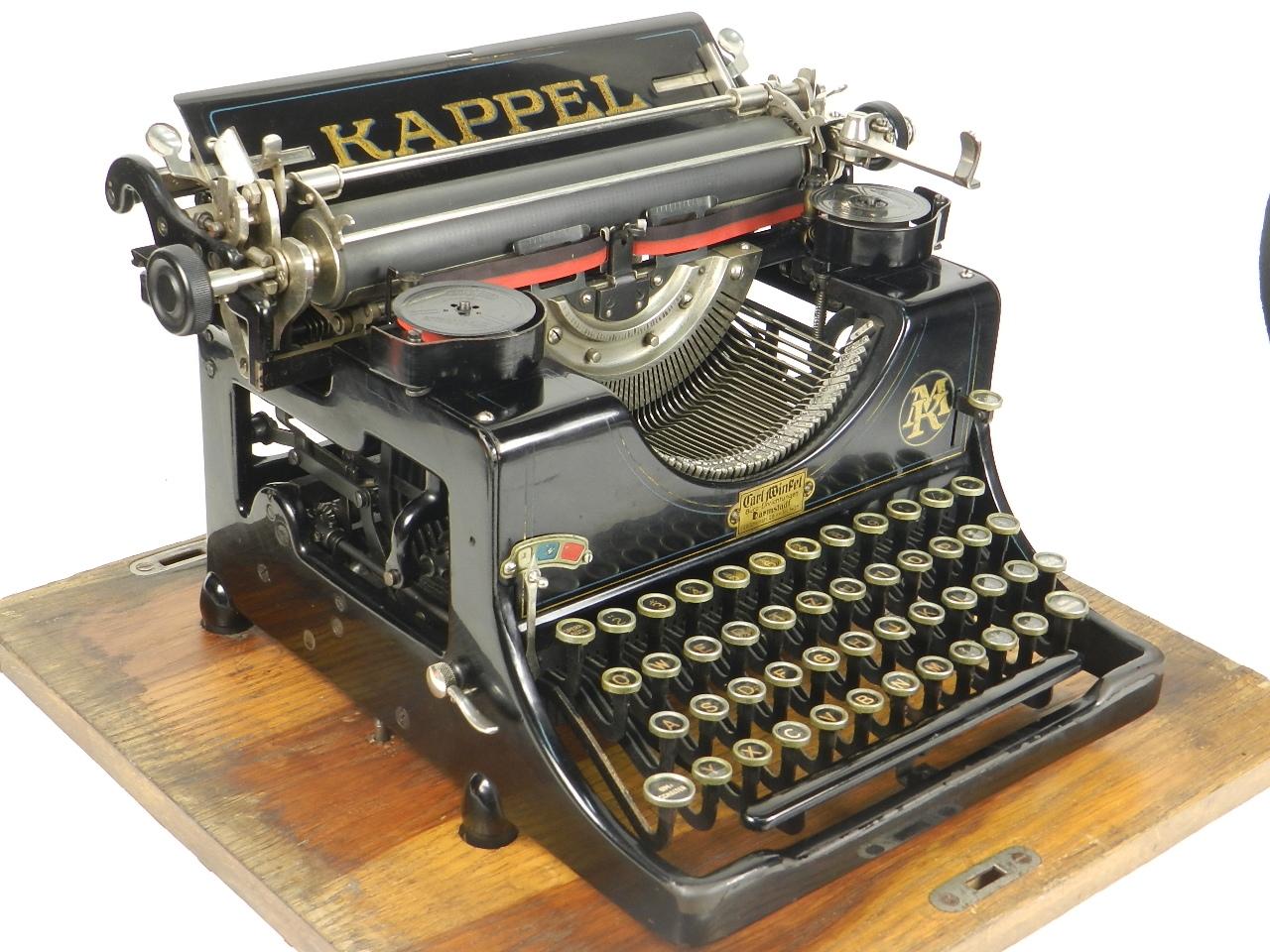 Imagen KAPPEL  Nº1  AÑO 1920 28802