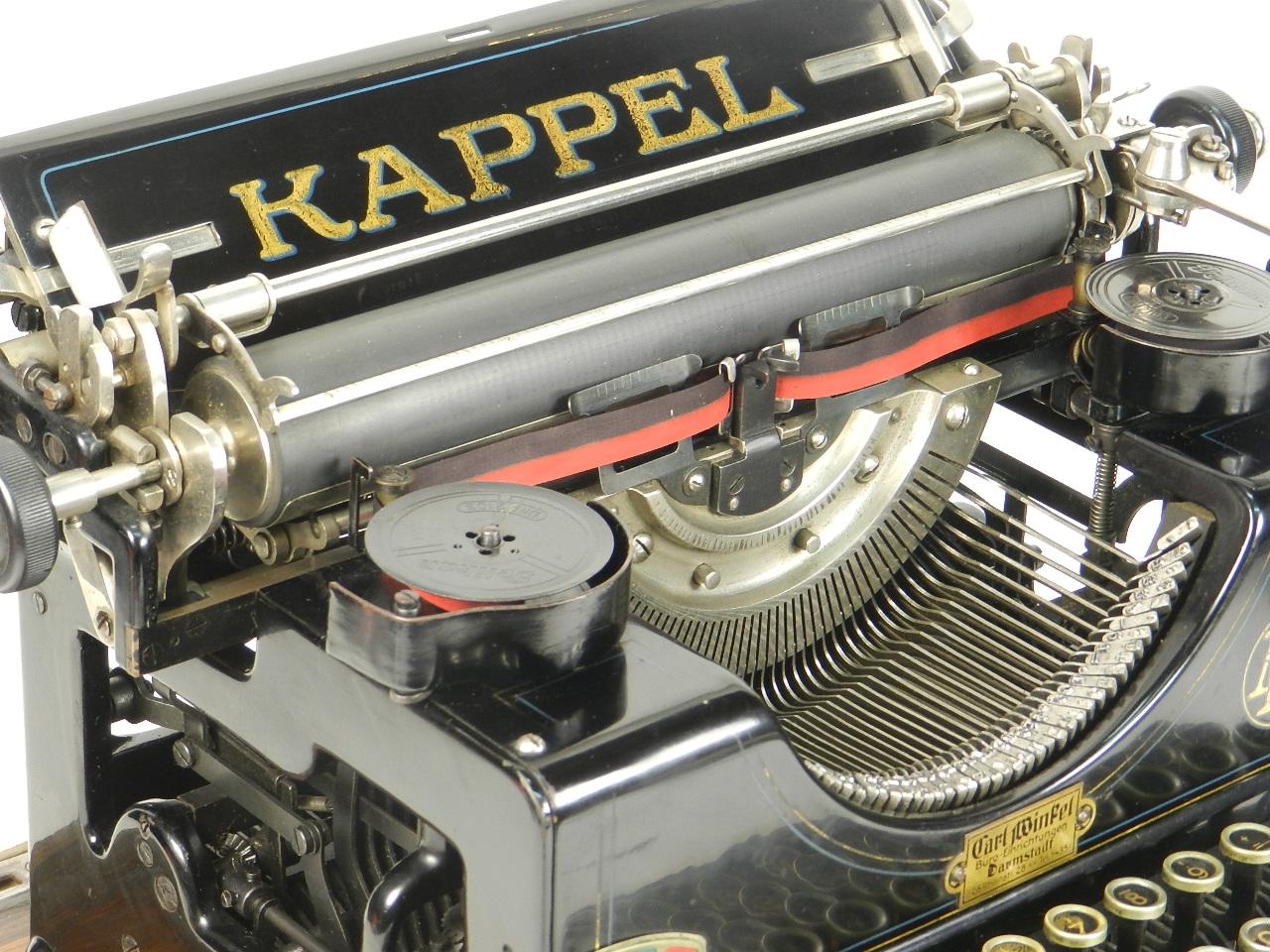 Imagen KAPPEL  Nº1  AÑO 1920 28804