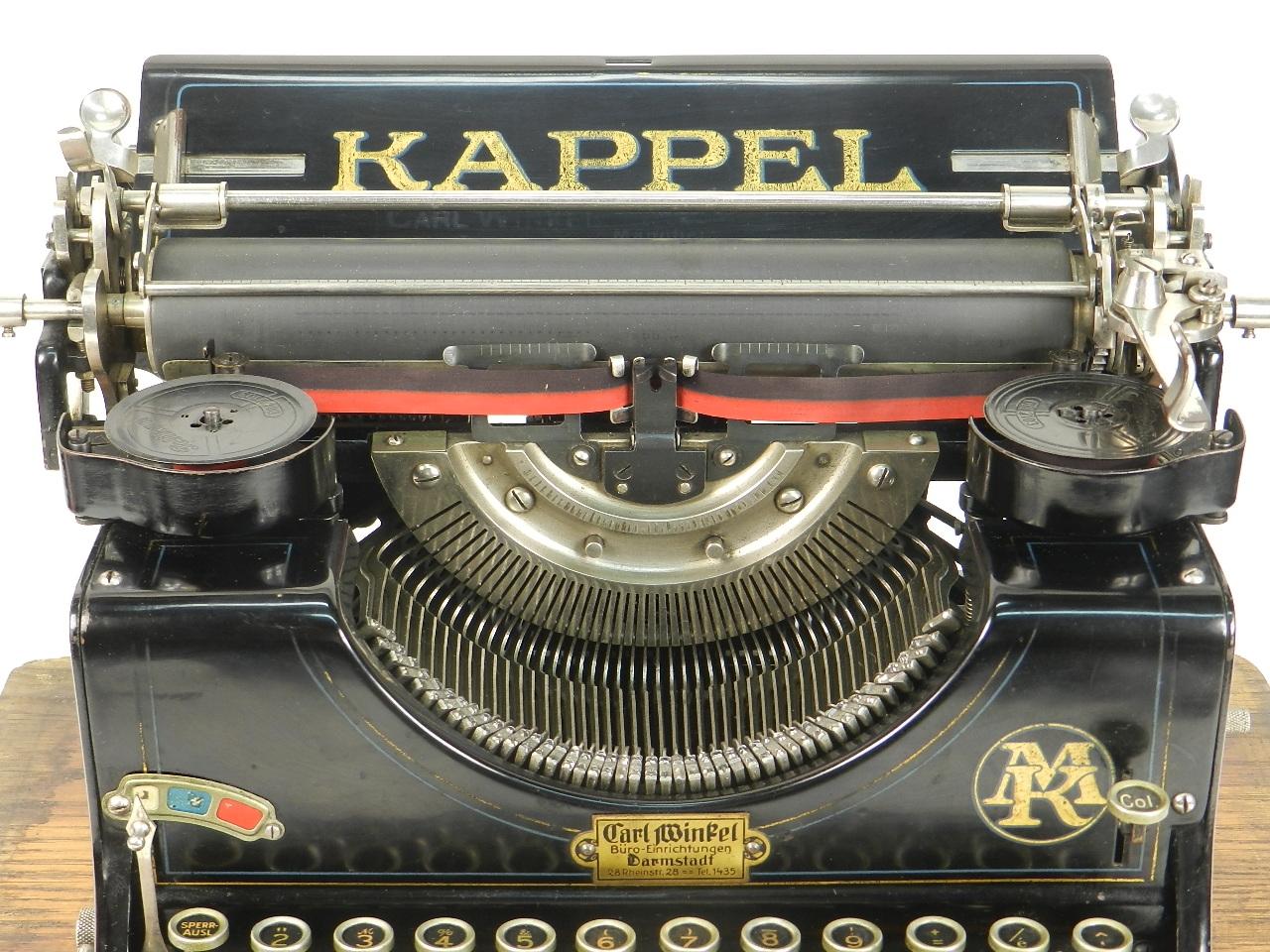 Imagen KAPPEL  Nº1  AÑO 1920 28807