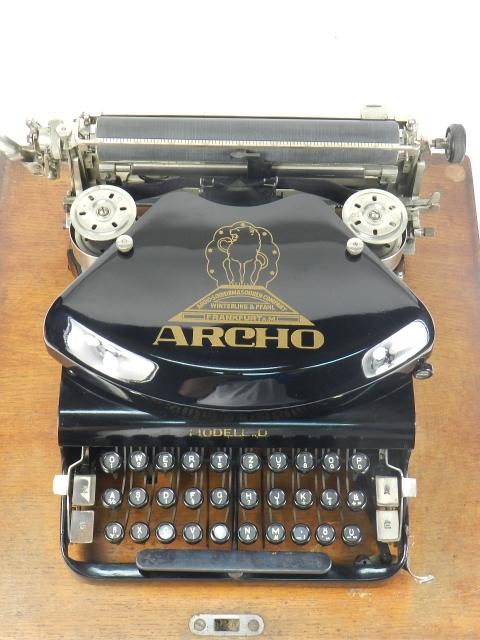 ARCHO MODEL D AÑO 1922