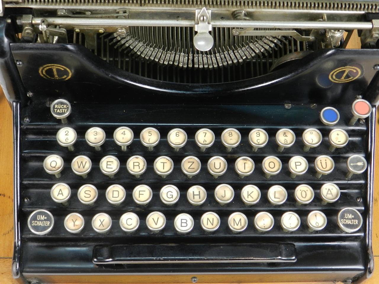 Imagen OLIVETTI  M20   AÑO 1920 28979