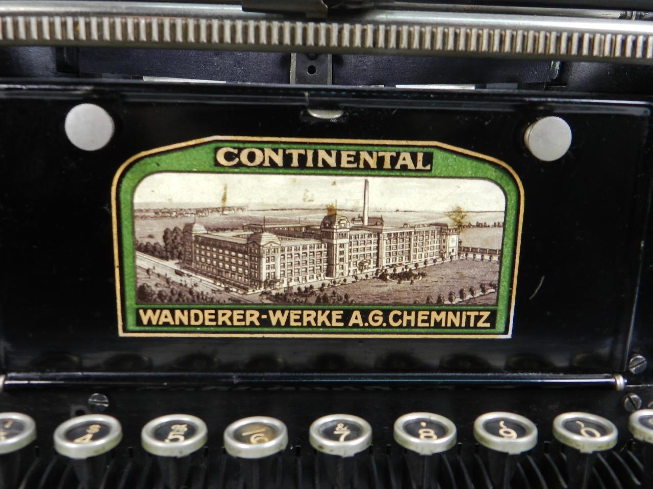 Imagen CONTINENTAL STANDARD AÑO 1928 28984