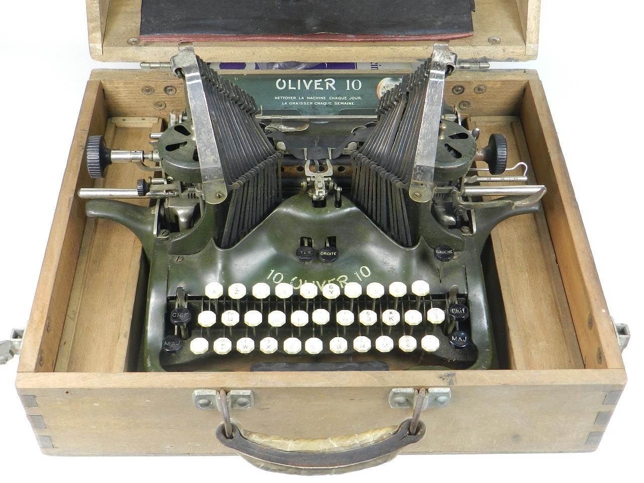 Imagen OLIVER Nº10  AÑO 1915 29058