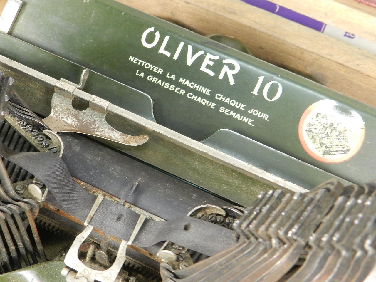 Imagen OLIVER Nº10  AÑO 1915 29060
