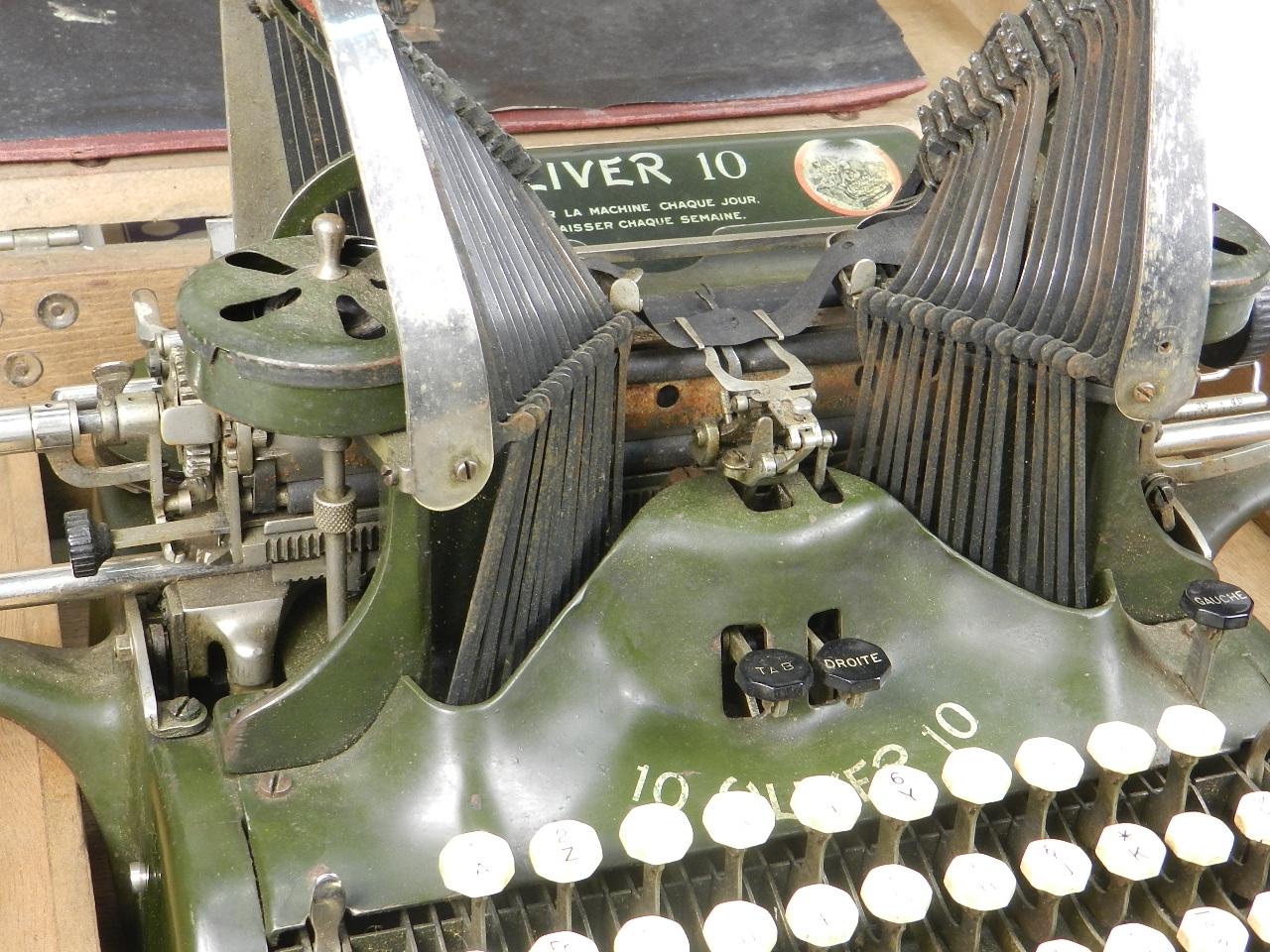Imagen OLIVER Nº10  AÑO 1915 29064