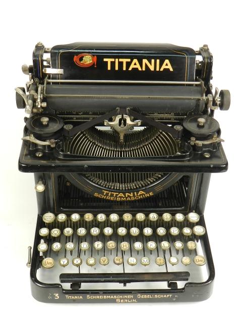 TITANIA  Nº3  AÑO 1913
