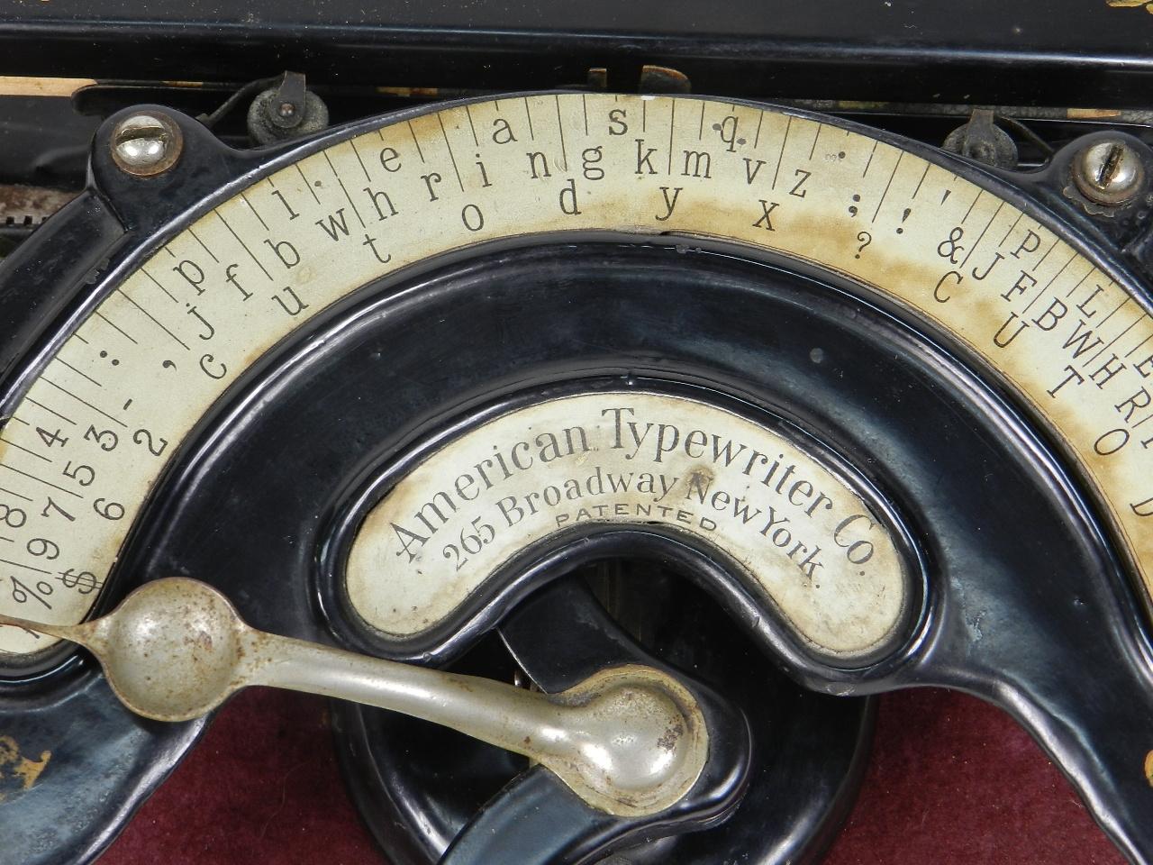 Imagen AMERICAN INDEX Nº2  AÑO 1893 29186