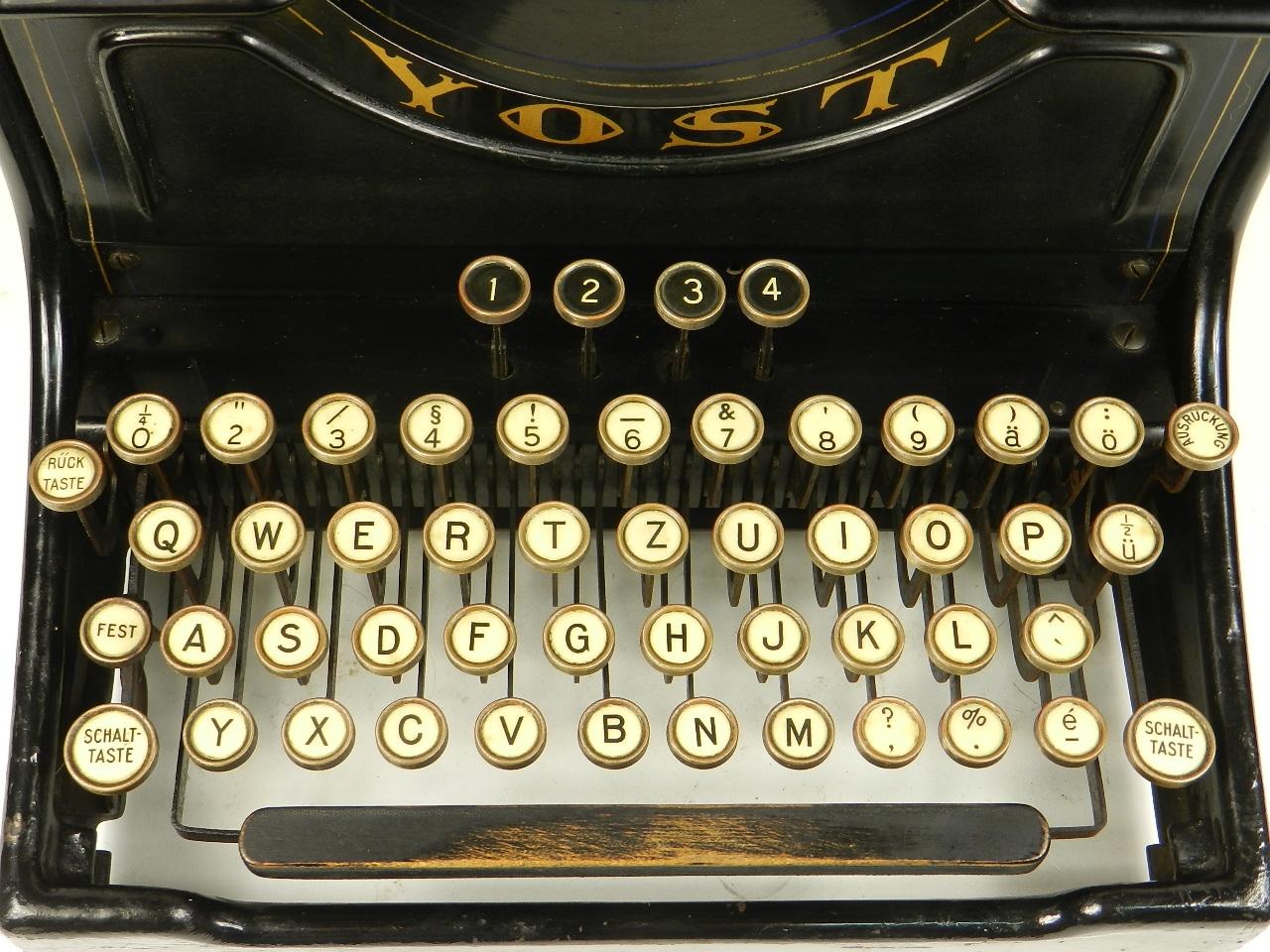Imagen YOST Nº15  AÑO 1910 29240
