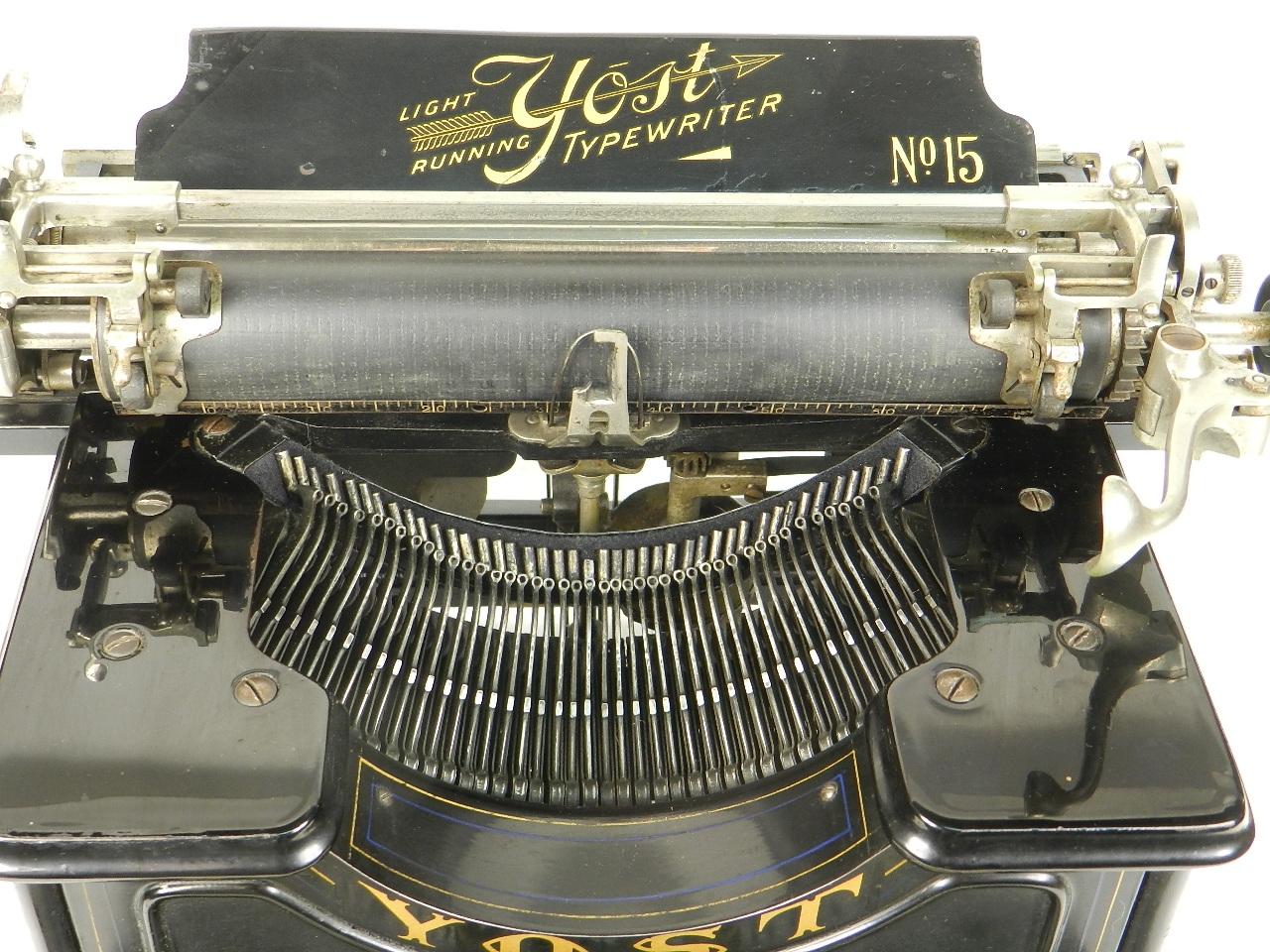 Imagen YOST Nº15  AÑO 1910 29241