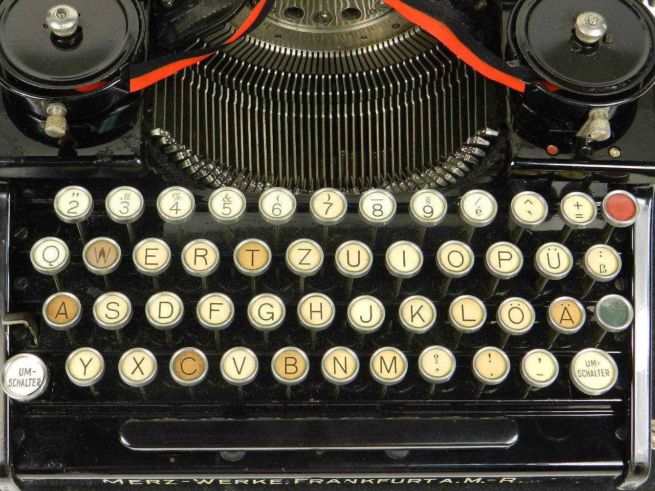 Imagen MERZ UNIVERSAL AÑO 1930 29255