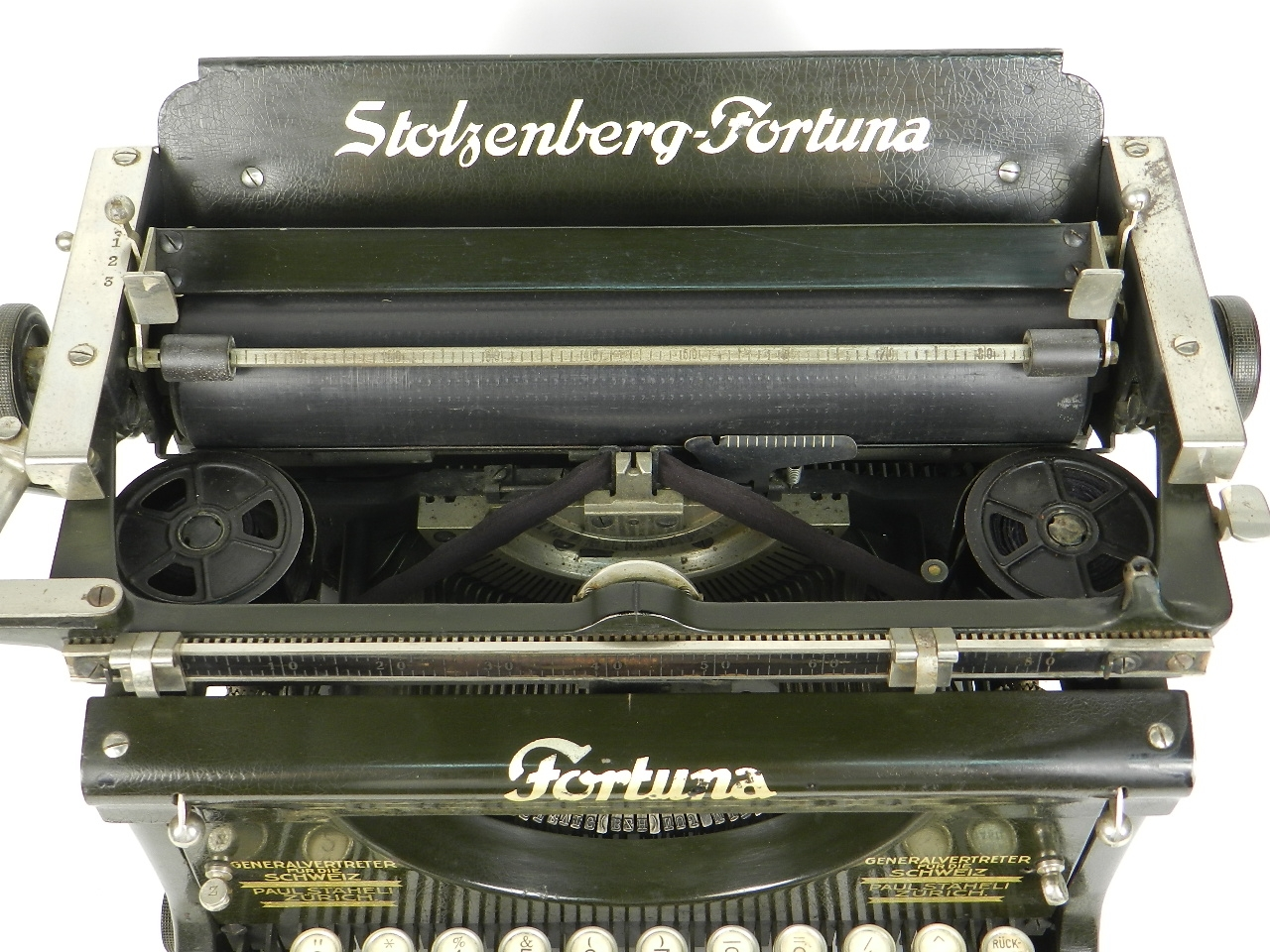 Imagen STOLZENBERG-FORTUNA AÑO 1922 COLOR VERDE 29266