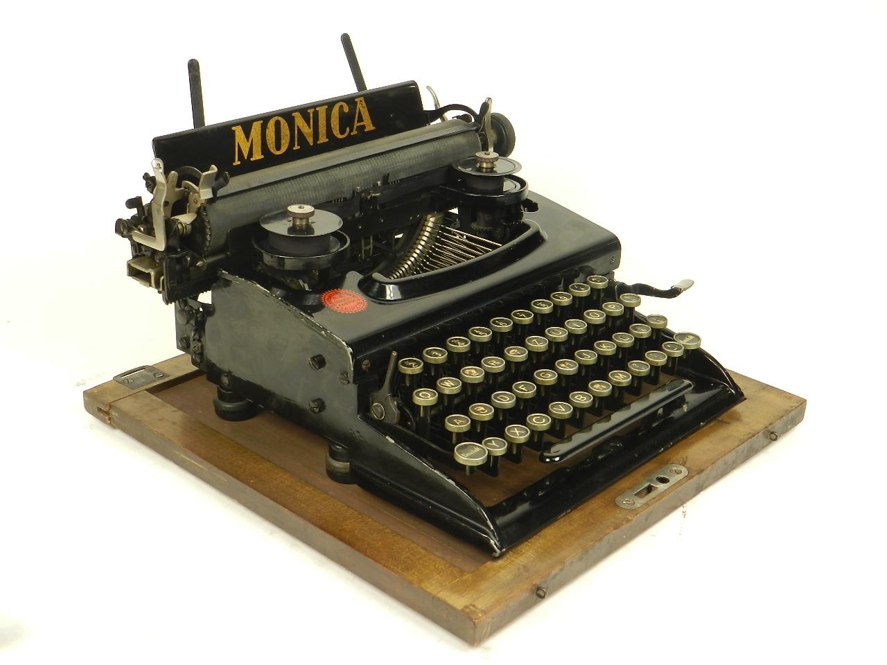 Imagen MONICA Nº3  AÑO 1927 29286