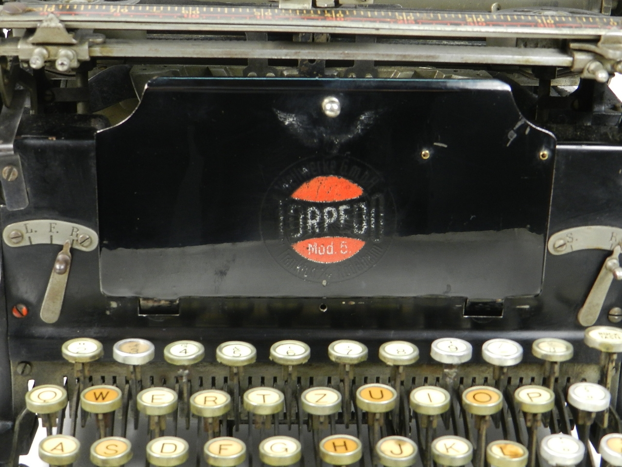 Imagen RARA TORPEDO Mod.5  AÑO 1911 29298