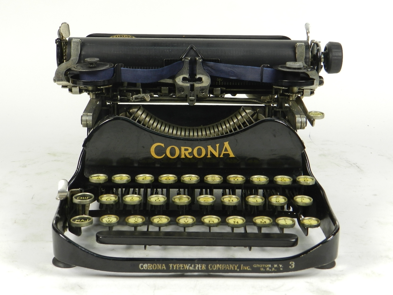 Imagen CORONA Nº3   AÑO 1912 29377