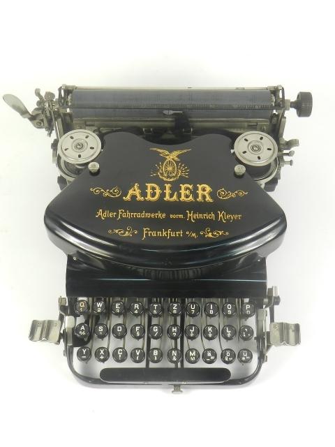 ADLER Nº7  AÑO 1900