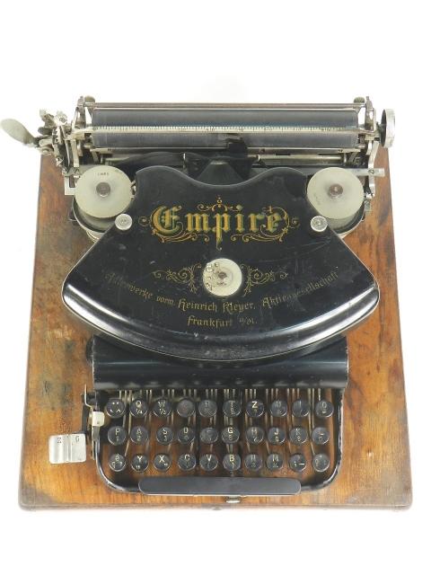 EMPIRE Nº1  AÑO 1900