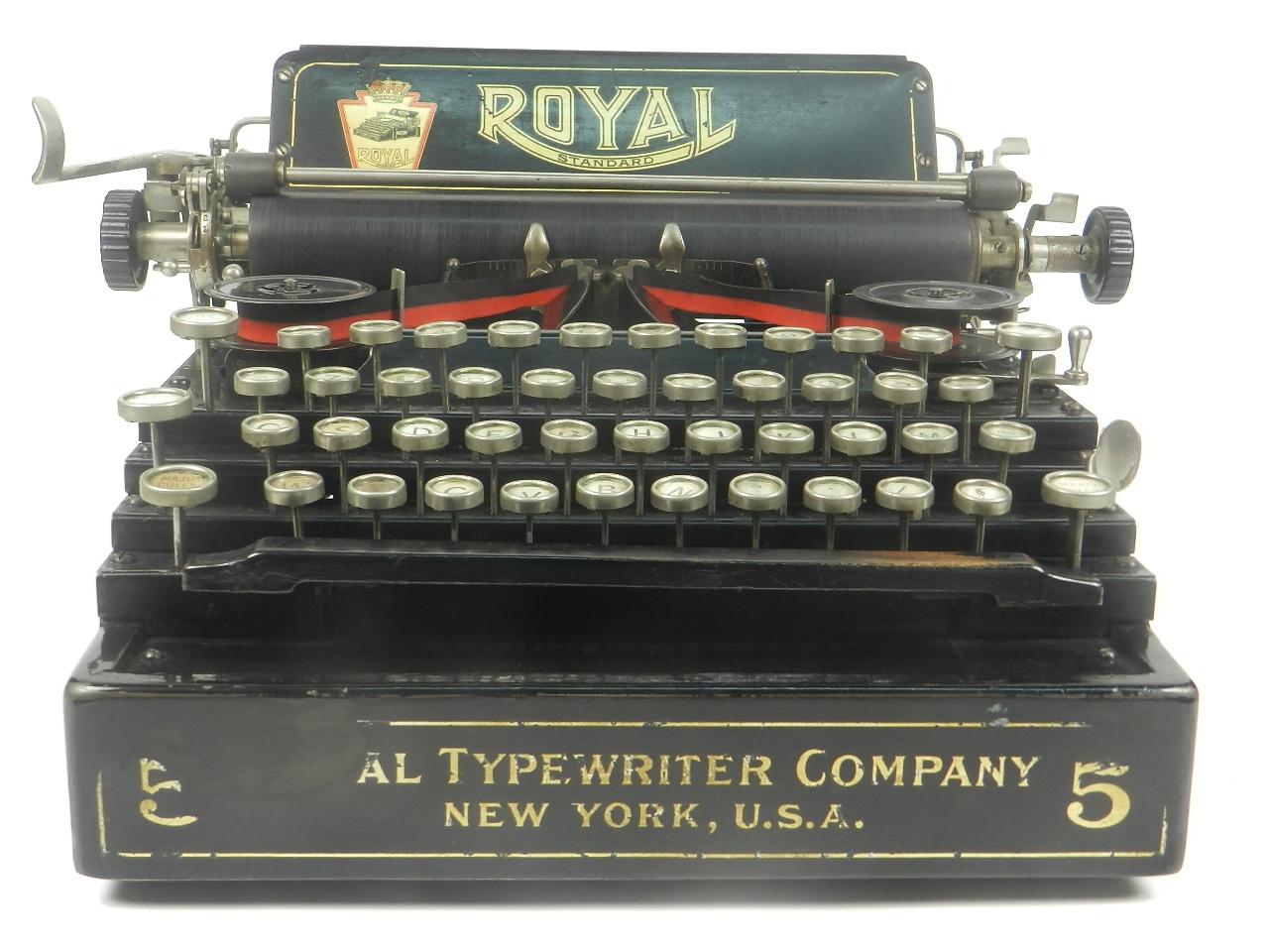 Imagen ROYAL Nº5  AÑO 1908 29427