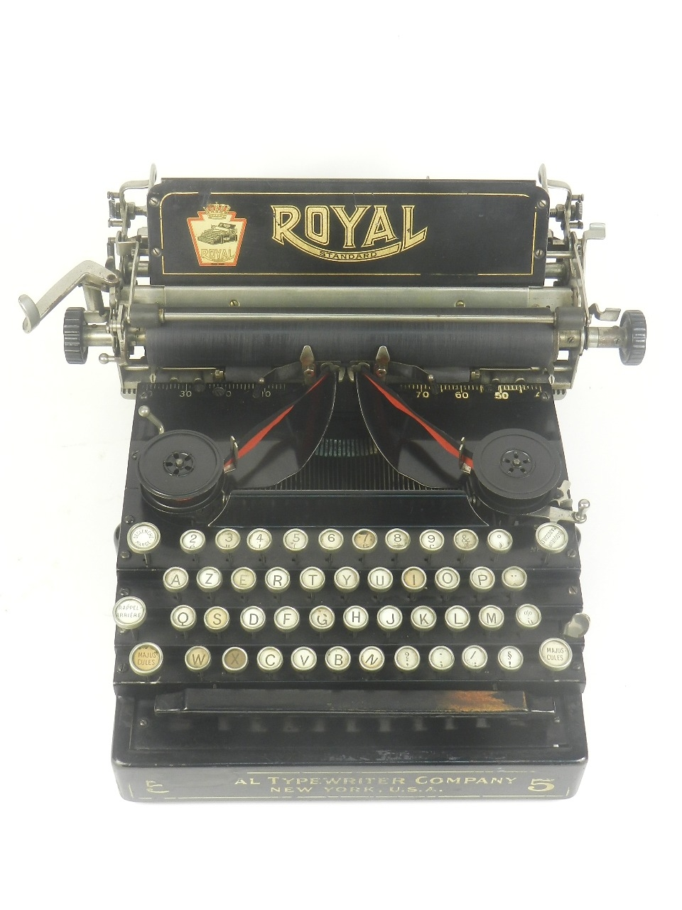 Imagen ROYAL Nº5  AÑO 1908 29435