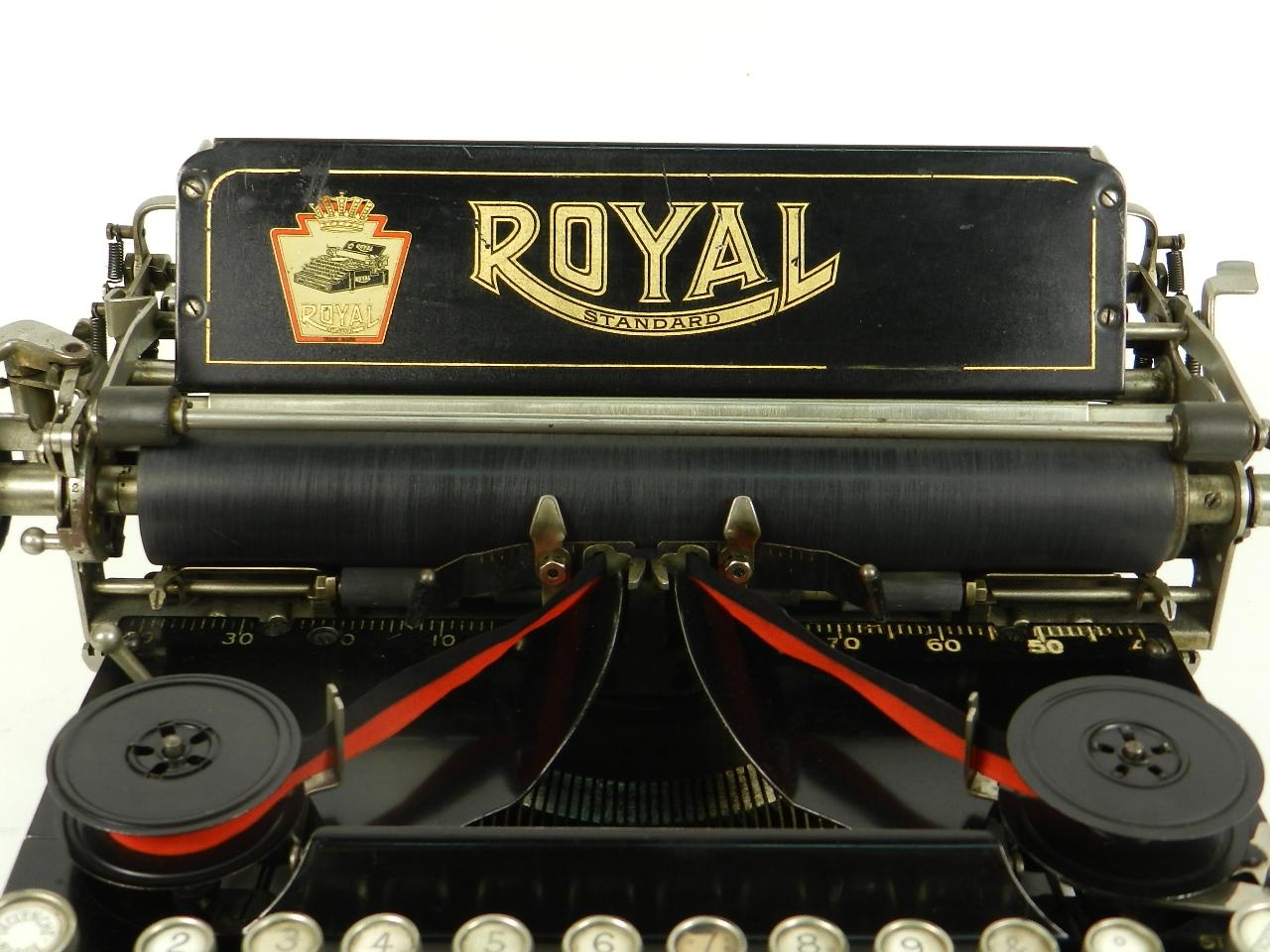 Imagen ROYAL Nº5  AÑO 1908 29430