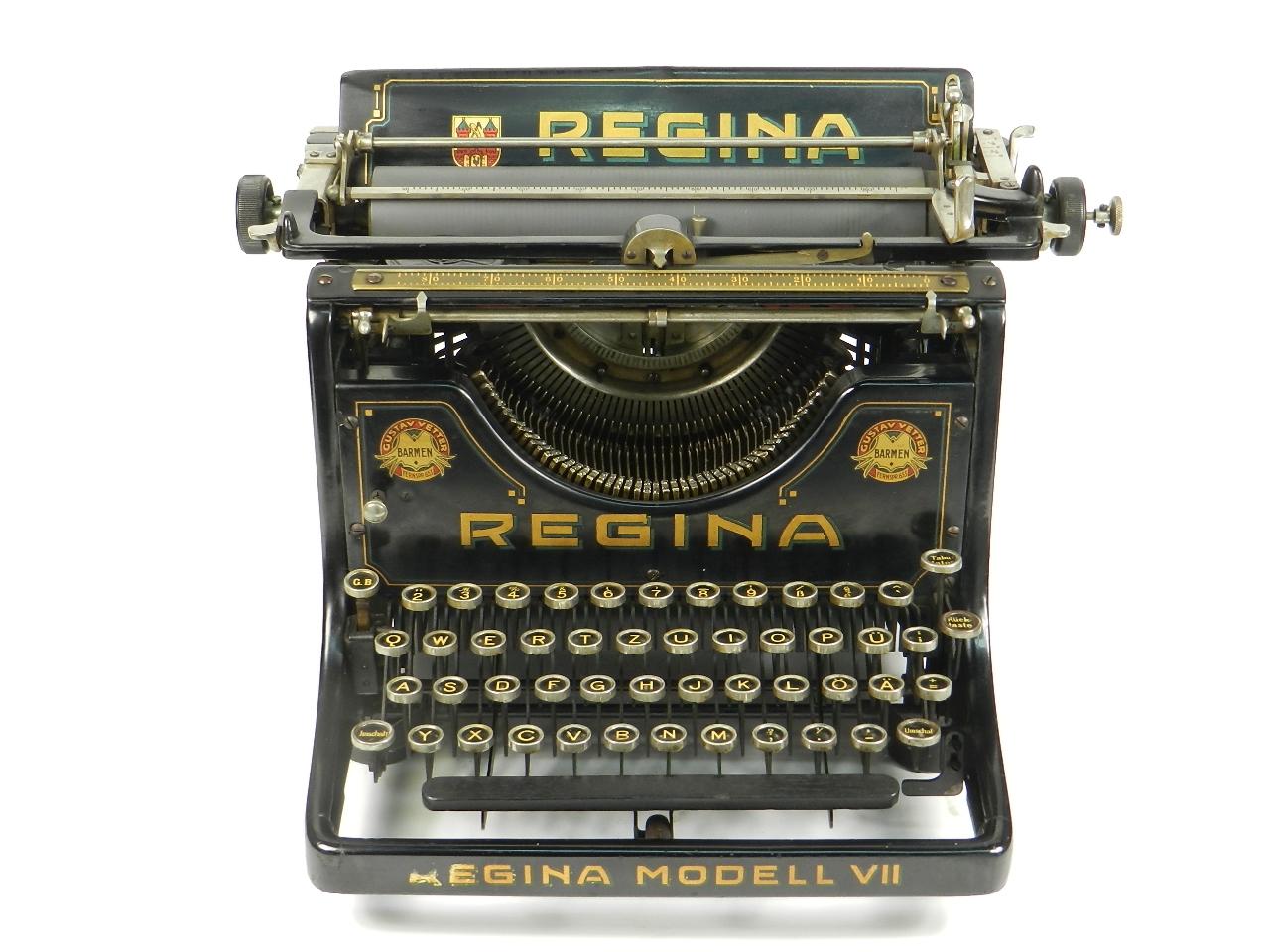 Imagen REGINA MODEL VII AÑO 1923 29436