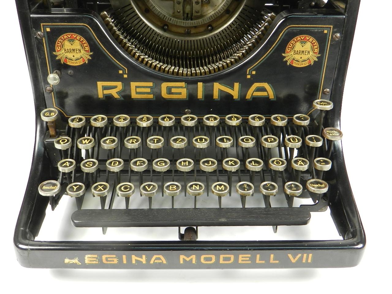 Imagen REGINA MODEL VII AÑO 1923 29437
