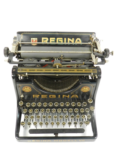 REGINA MODEL VII AÑO 1923