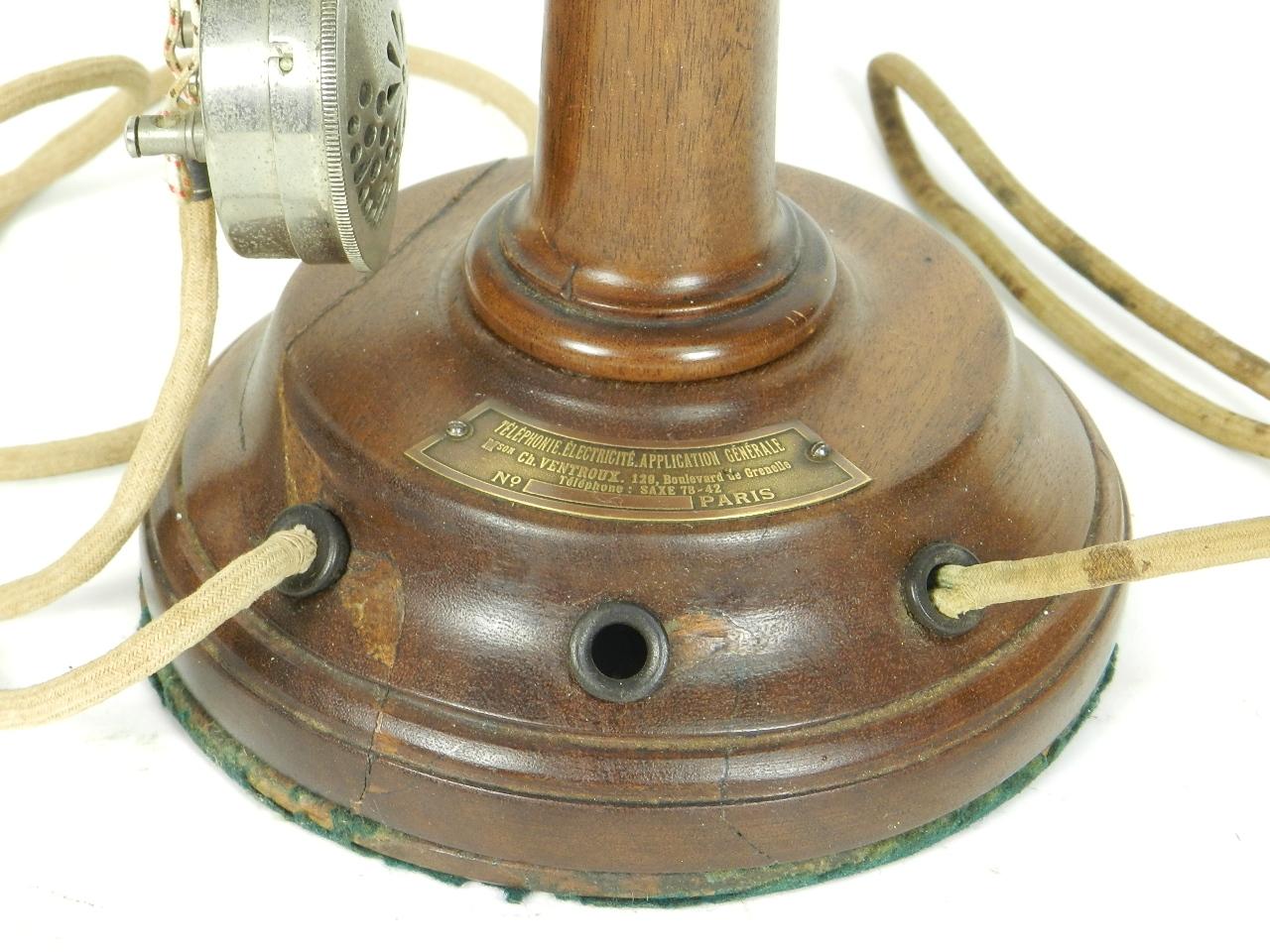 Imagen TELEFONO  GRAMMONT AÑO 1920 29490
