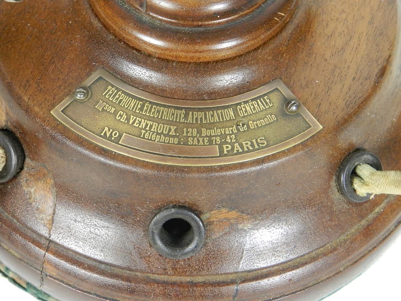 Imagen TELEFONO  GRAMMONT AÑO 1920 29491