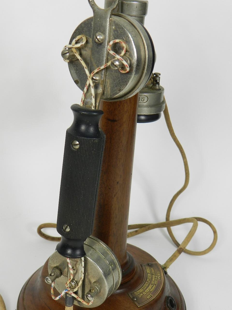 Imagen TELEFONO  GRAMMONT AÑO 1920 29494