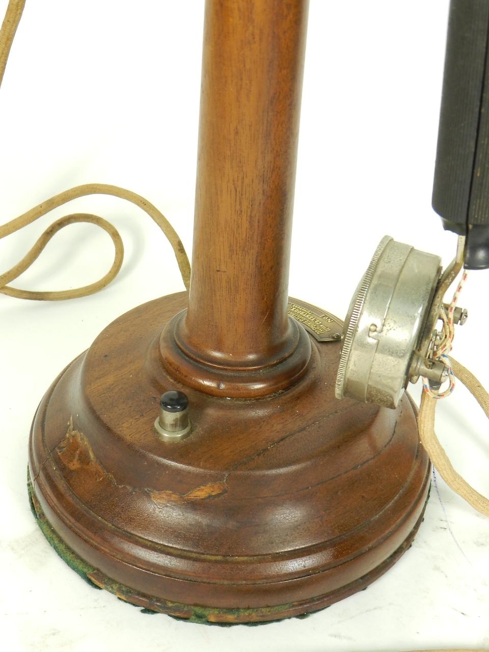 Imagen TELEFONO  GRAMMONT AÑO 1920 29495
