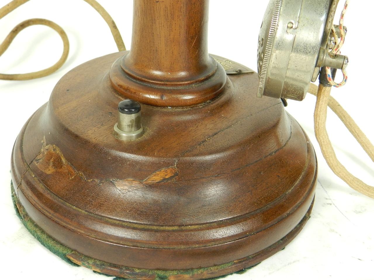 Imagen TELEFONO  GRAMMONT AÑO 1920 29496