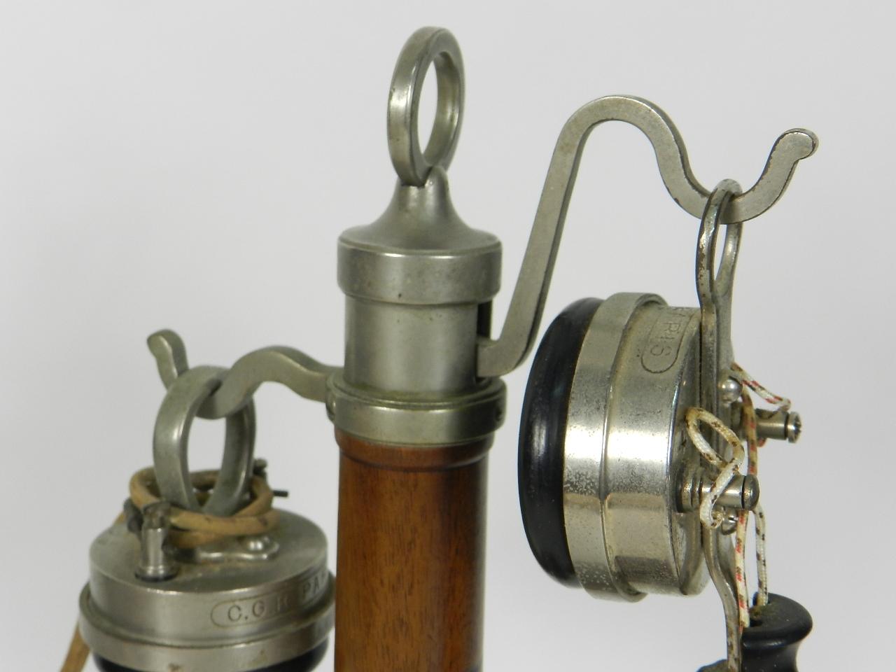 Imagen TELEFONO  GRAMMONT AÑO 1920 29497