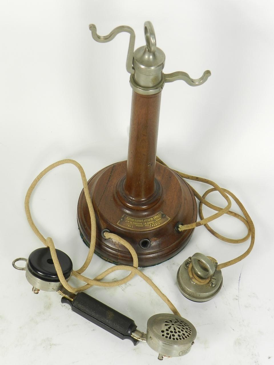 Imagen TELEFONO  GRAMMONT AÑO 1920 29498