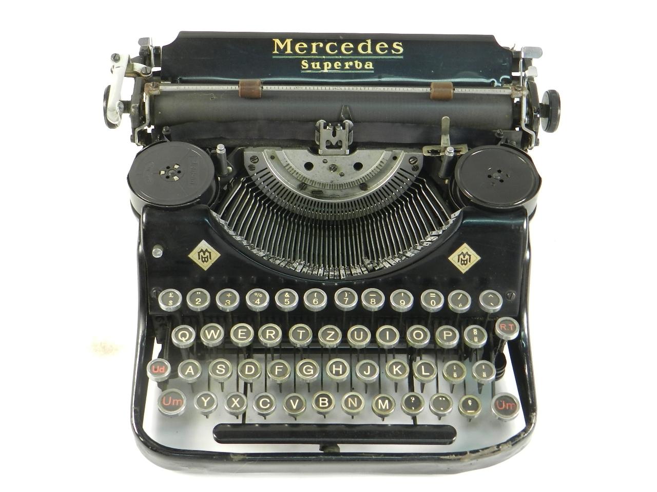 Imagen MERCEDES SUPERBA AÑO 1936 29533