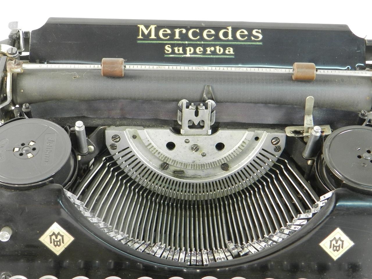 Imagen MERCEDES SUPERBA AÑO 1936 29535