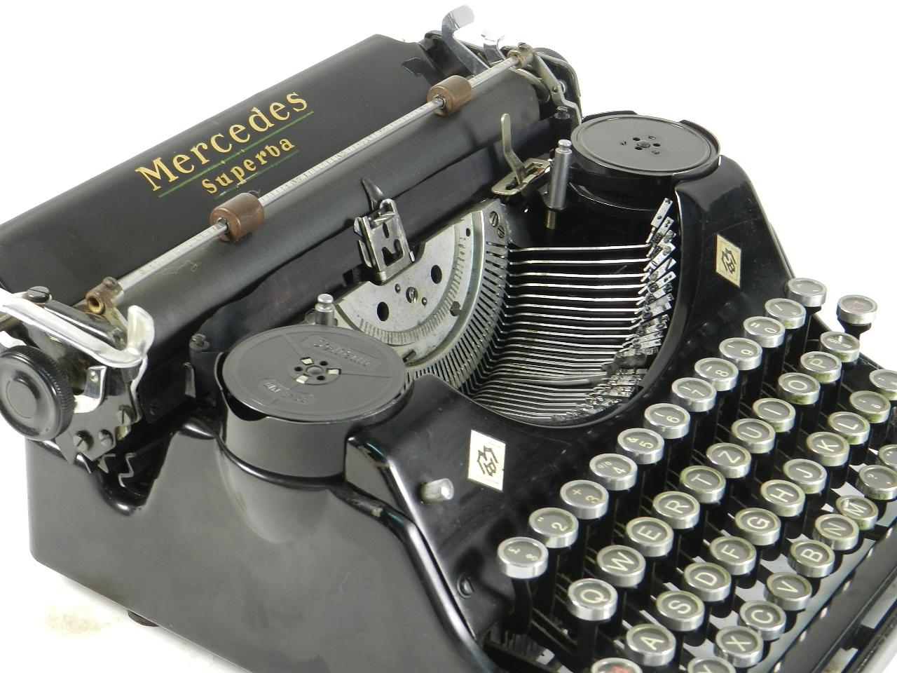 Imagen MERCEDES SUPERBA AÑO 1936 29536