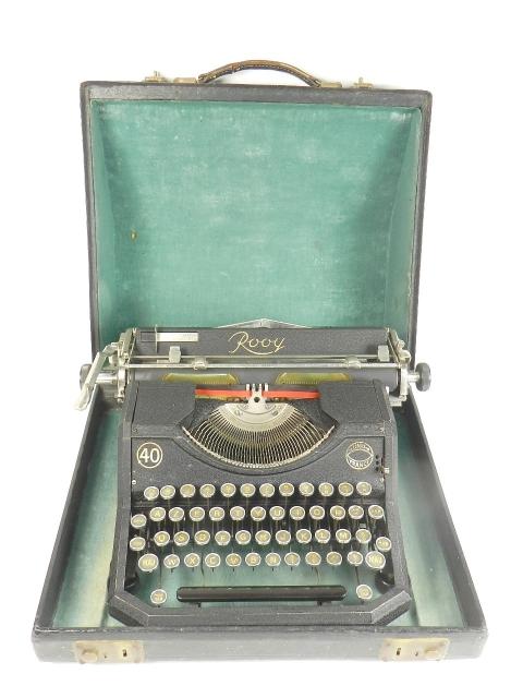 ROOY 40  AÑO 1940