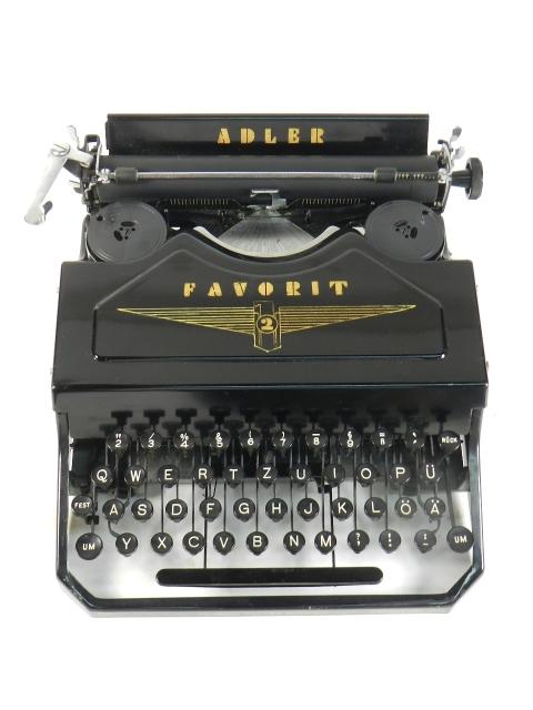 ADLER FAVORITE 2 AÑO 1935