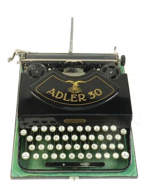 ADLER 30  AÑO 1929