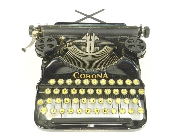 CORONA Nº4 AÑO 1932
