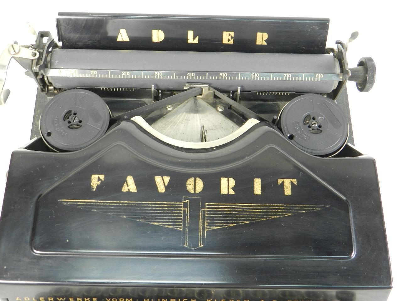 Imagen ADLER FAVORIT Nº1  AÑO 1935 29696