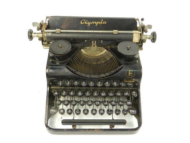 OLYMPIA FILIA B AÑO 1938