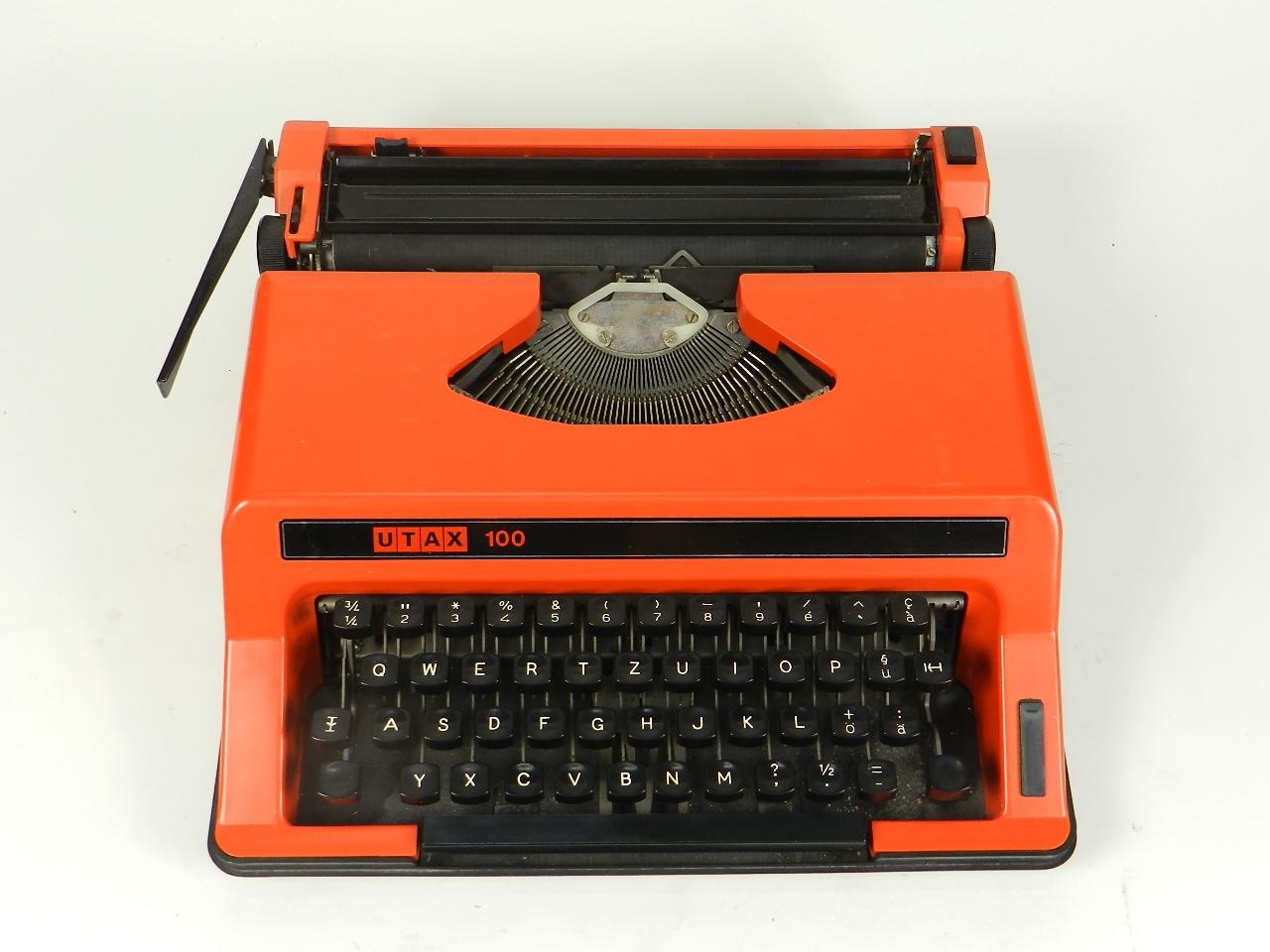 Imagen UTAX 100  AÑO 1970 ITALIA 29788