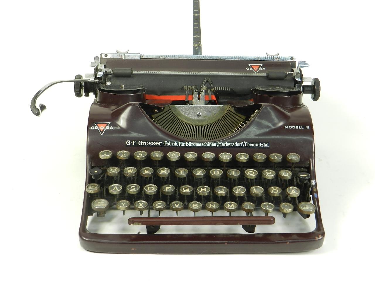Imagen GROMA Mod. N  AÑO 1938  COLOR MORADO 29810