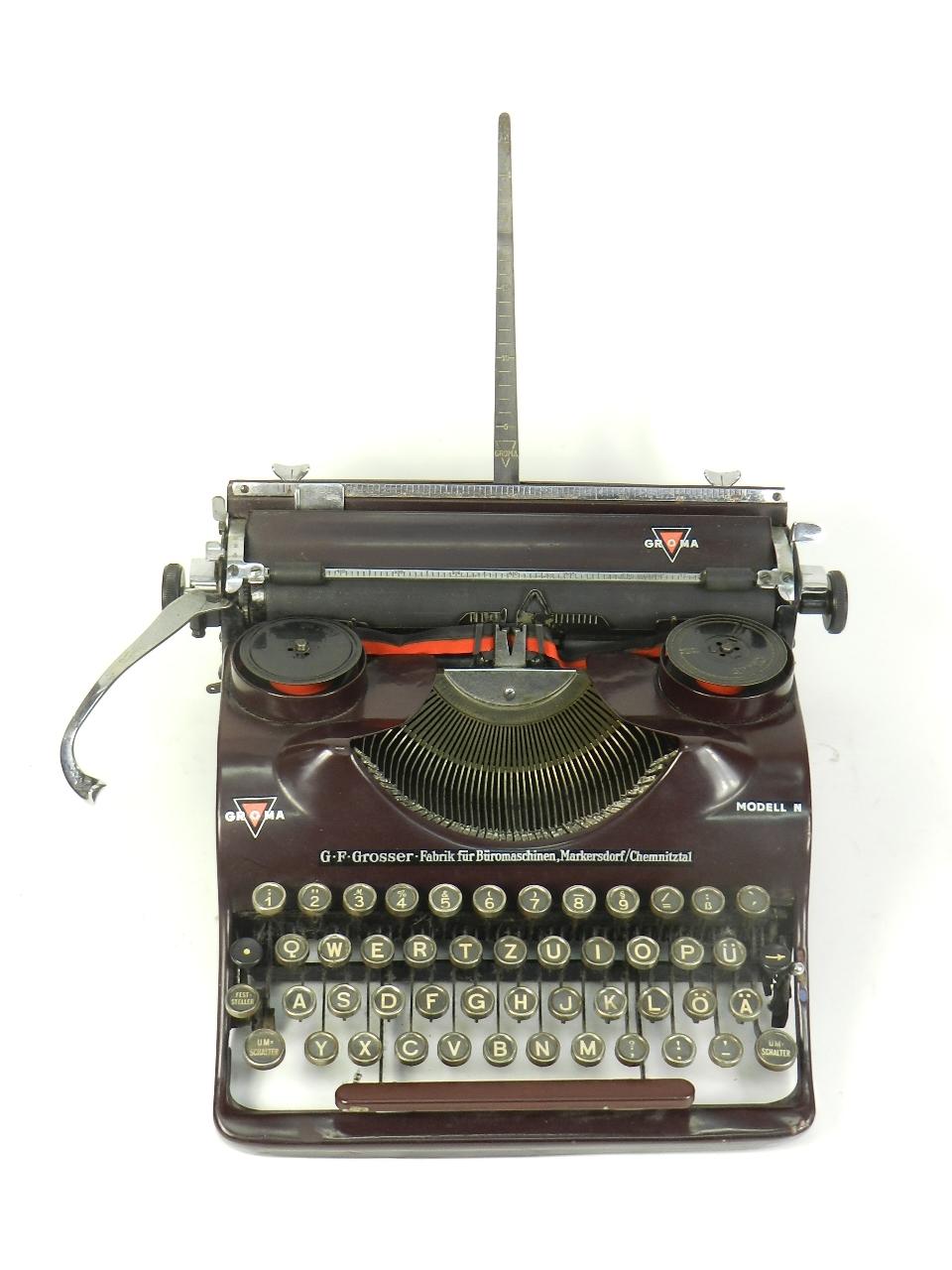 Imagen GROMA Mod. N  AÑO 1938  COLOR MORADO 29811